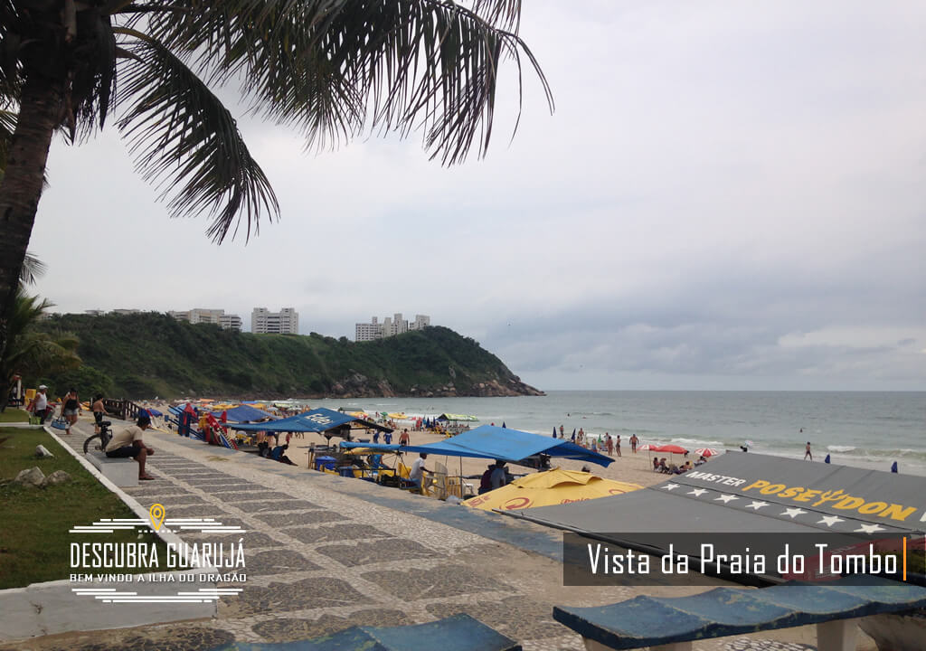 ᐅ Praia do Tombo Guarujá (2019)【Dicas, Fotos e O que Fazer】